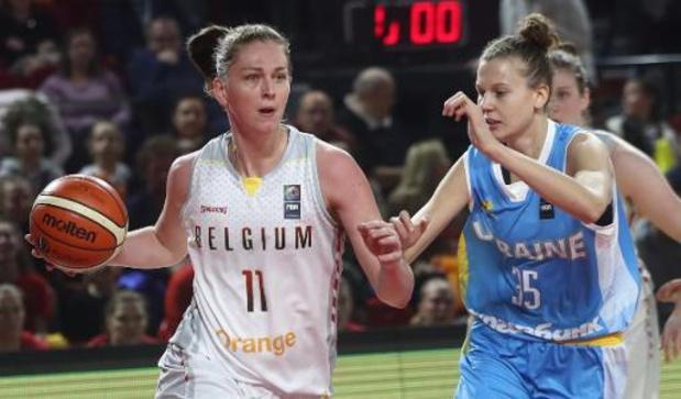 Emma Meesseman volgt Nina Derwael op als laureate van Vlaams Sportjuweel