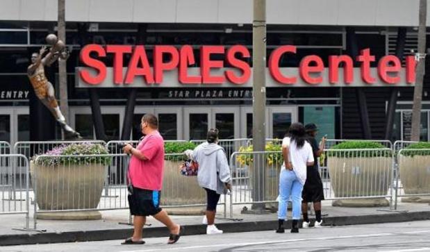 LA Lakers openen jacht op nieuwe titel zonder toeschouwers