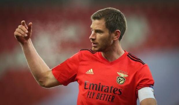 Les Belges à l'étranger - Jan Vertonghen prend une belle option sur la finale de la Coupe du Portugal avec Benfica