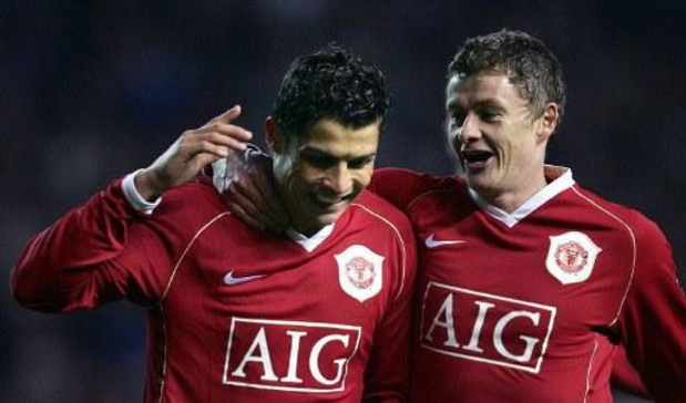 Cristiano Ronaldo a paraphé un contrat de deux ans à Manchester United
