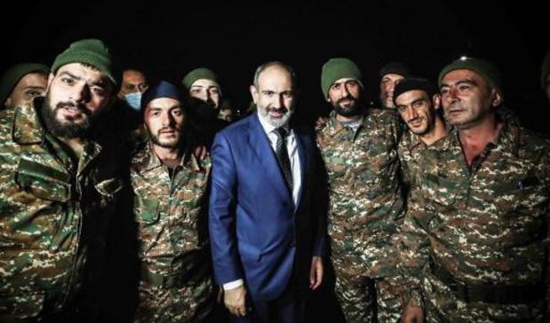 Conflict Nagorno-Karabach - Armenië vraagt hulp van Rusland