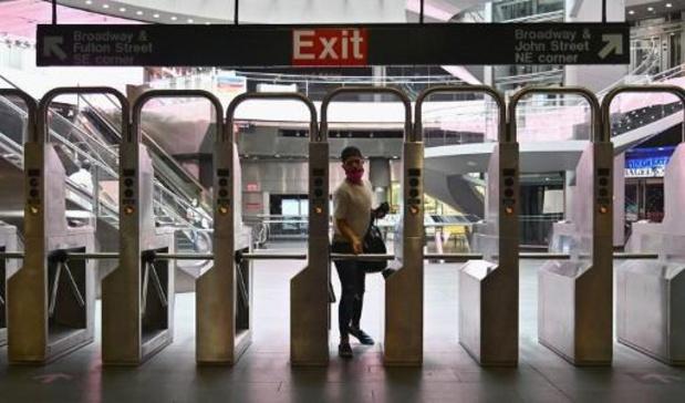 Beheerder metro New York dreigt met forse knip in aanbod