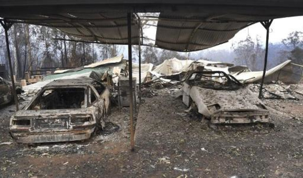 Australie: les feux de brousse ont détruit 1,1 million d'hectares depuis octobre