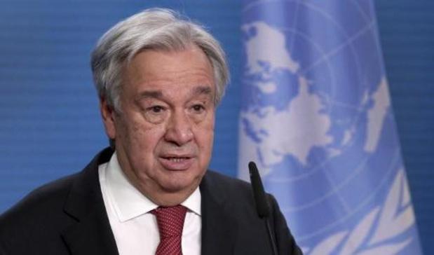 VN-secretaris-generaal roept op tot gecoördineerde actie