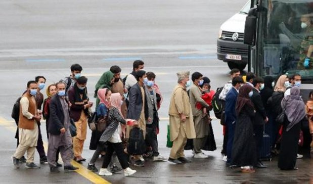België evacueerde bijna 500 kinderen uit Afghanistan