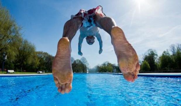 Bruxelles aura droit à une piscine à ciel ouvert au cours de l'été