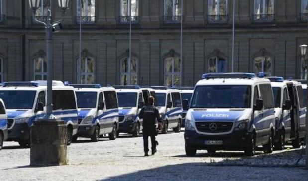Raids over heel Duitsland in verband met kinderpornonetwerk
