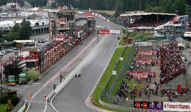 L'épreuve de Spa-Francorchamps, repoussée de mai à octobre, devient la manche finale