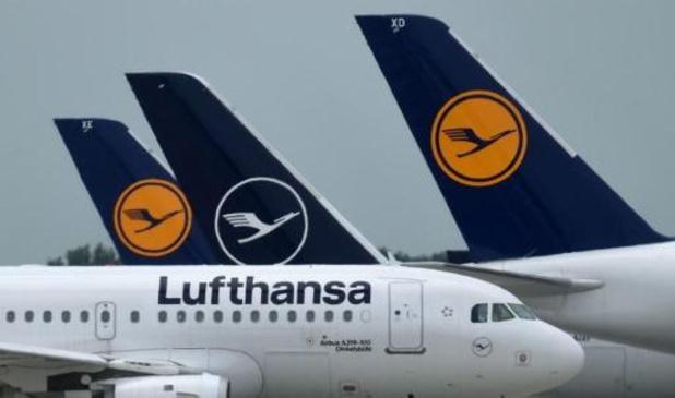 Lufthansa: perte opérationnelle de 1,26 milliard d'euros au troisième trimestre