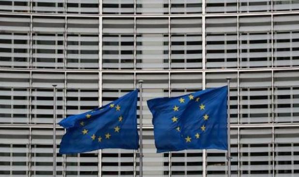 Verdacht pakket onschadelijk gemaakt voor EU-gebouw in Oudergem