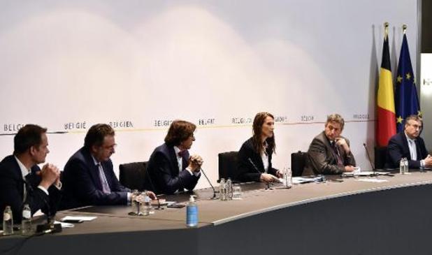 Coronavirus - Veiligheidsraad beslist over horeca, toerisme en uitbreiding bubbels