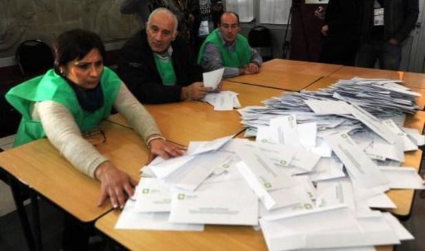"""""""Geen fraude bij telling stemmen"""", zegt kiesfunctionaris van Georgia"""