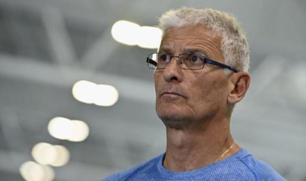 """GP Mingels - Guy Ontanon, interim-coach van broers Borlée, na seizoensopener: """"Ik zie progressie"""""""
