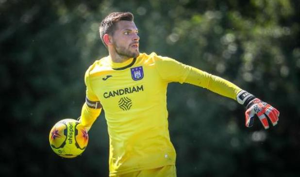 Hendrik Van Crombrugge prolonge jusqu'en 2025 à Anderlecht
