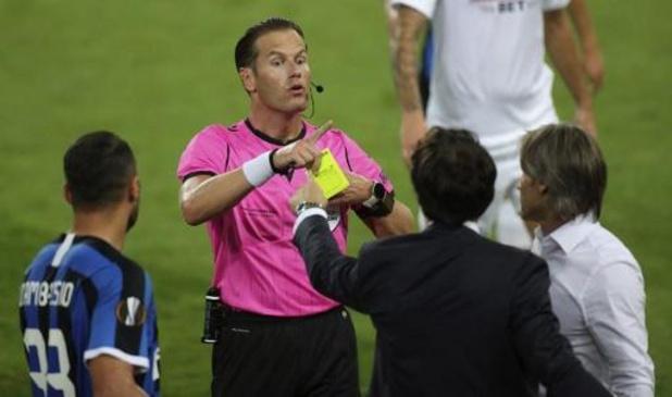 Nederlander Danny Makkelie moet cruciaal duel tegen Engeland in goede banen leiden
