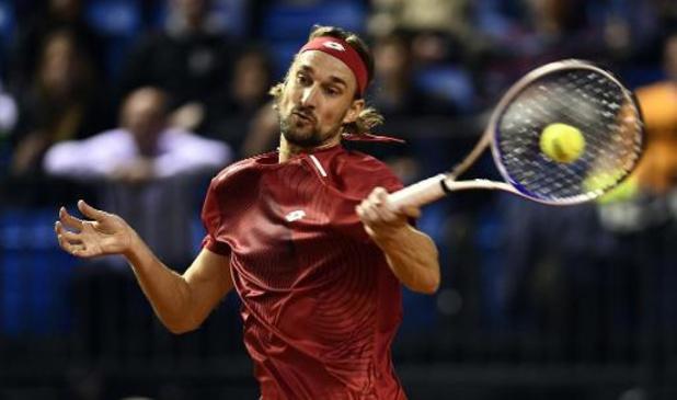 Davis Cup - Bemelmans kan België niet naar finaleweek loodsen
