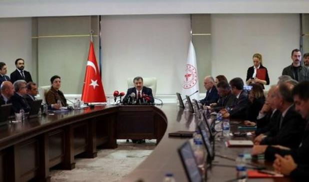 La Turquie rapatrie plus de 3.600 personnes de neuf pays européens