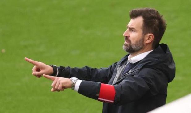 L'Antwerp devra jouer à son meilleur niveau pour battre Linz, estime Ivan Leko