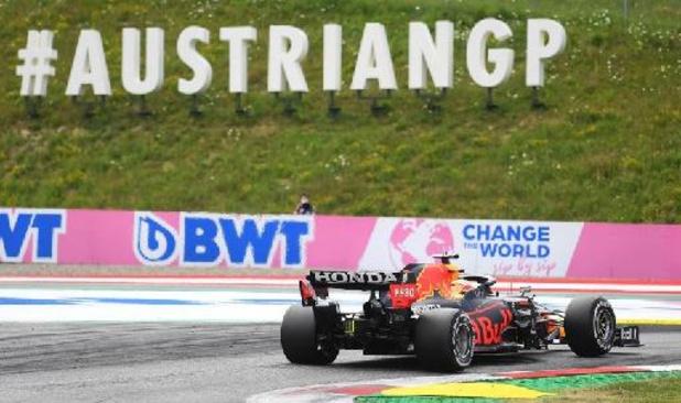 GP d'Autriche : Victoire de Max Verstappen, qui creuse l'écart avec Hamilton