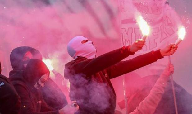 La Pro League exige 25.000 euros de Charleroi après l'interruption du match au Standard