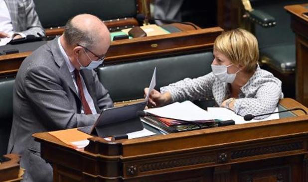 La Chambre approuve plusieurs dispositions urgentes en matière de justice