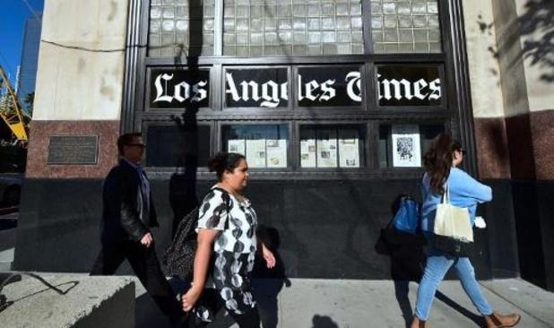 China eist informatie over Chinese werkzaamheden van zes Amerikaanse media