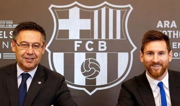 Le FC Barcelone peut exiger 700 millions d'euros pour Messi, décide la Ligue espagnole