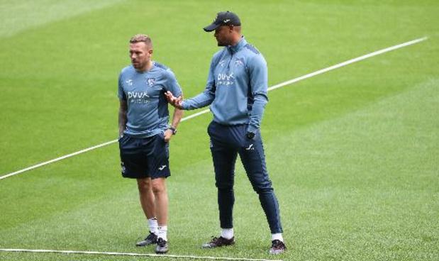 Assistent Bellamy kampt opnieuw met depressie en vertrekt bij Anderlecht