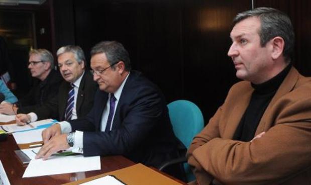 """""""Si tout le secteur horeca ne respecte pas les mesures, on va droit dans le mur"""""""