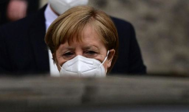 Popularité en baisse pour le parti de Merkel