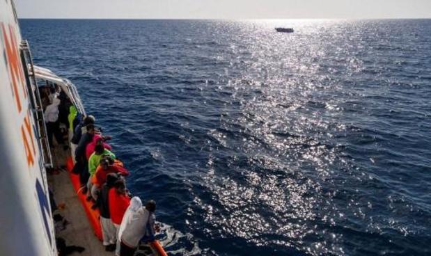 L'ONG Sea Watch reprend ses opérations de sauvetage
