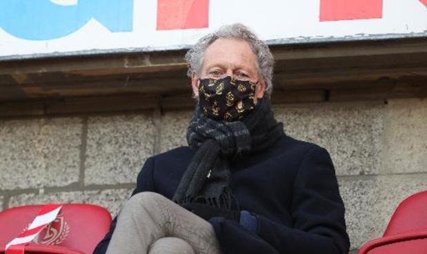 Michel Preud'homme verlaat Standard