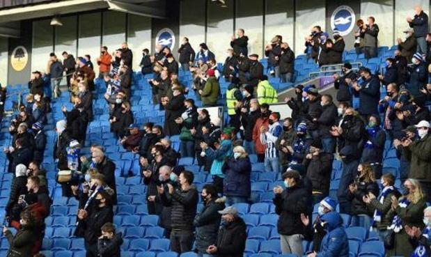 La Pro League veut s'associer au projet pilote néerlandais avec un nombre limité de fans