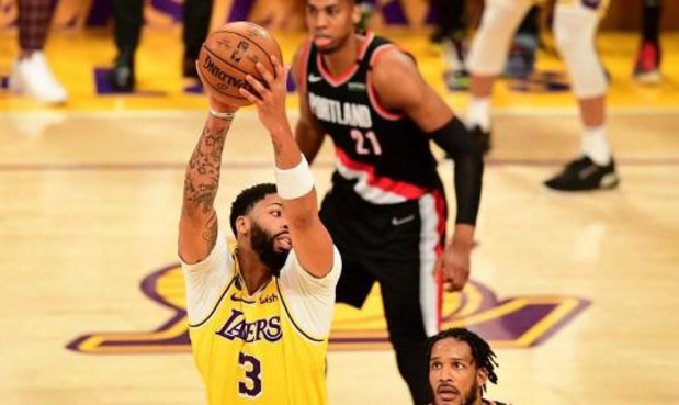NBA - Les Lakers se remettent sur de bons rails en battant les Celtics
