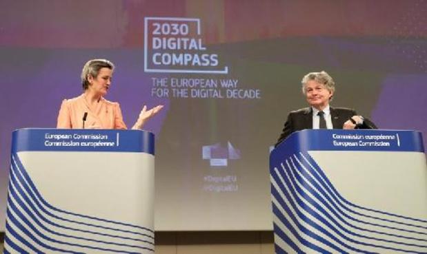 Europese Commissie wil jaarlijkse monitoring van digitalisering in EU-lidstaten