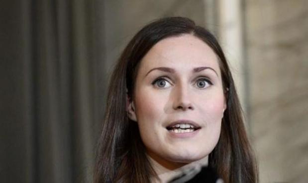 Vijf vrouwen nemen de leiding in Finse regering