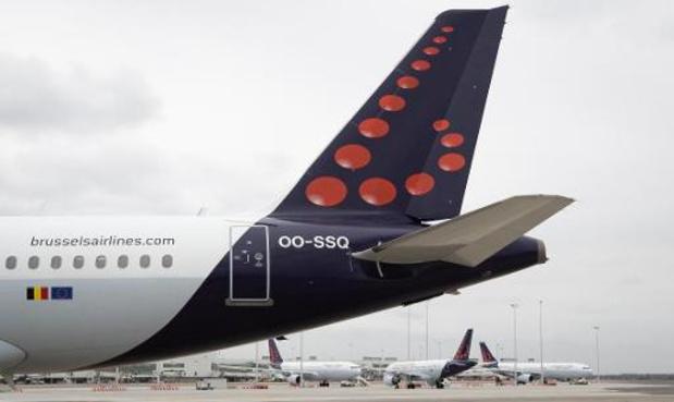 """Brussels Airlines privilégie les """"solutions structurelles"""" aux """"mesures temporaires"""""""