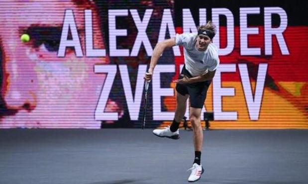 Alexander Zverev heeft eerste toernooizege 2020 beet