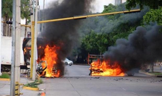 "Mexique: arrestation d'un des fils d'""El Chapo"" Guzman"