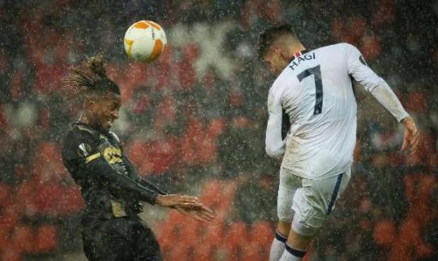 """Europa League - Samuel Bastien évoque un """"jour sans"""" du Standard, battu 0-2 par les Rangers"""
