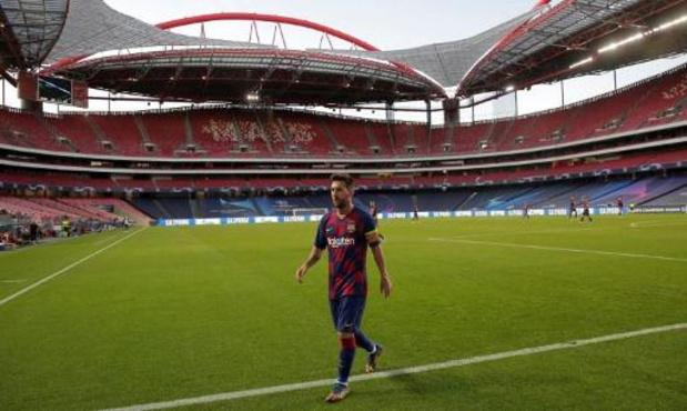 La Liga - Ronald Koeman veut une nouvelle entrevue avec Lionel Messi pour le convaincre de rester