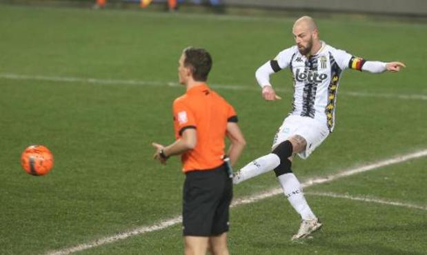 Jupiler Pro League - Charleroi prend son premier point de l'année face à OHL