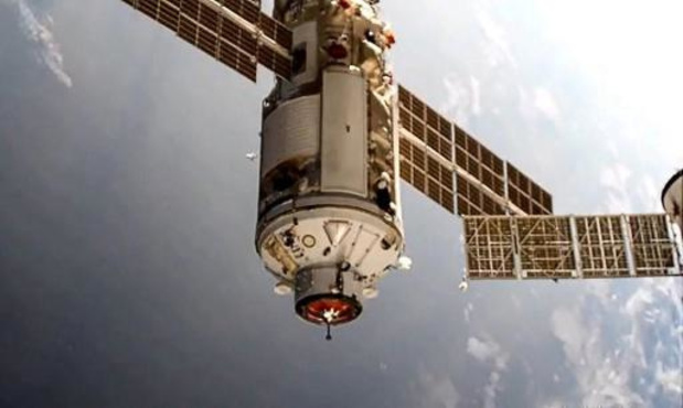 Studententeam UHasselt ziet diamanten kwantummagnetometer naar ISS vertrekken