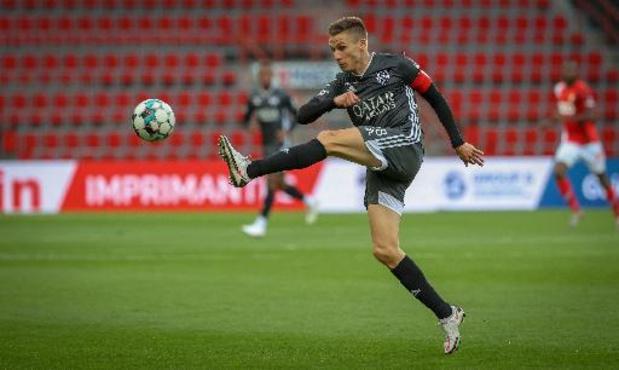 1B Pro League - Nils Schouterden s'engage avec le Lierse