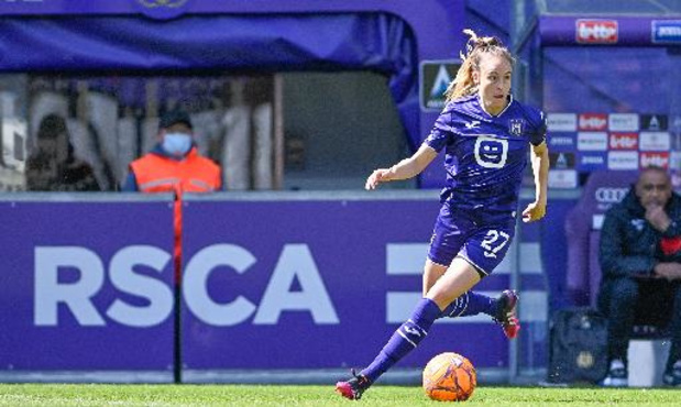 Scooore Super League - Anderlecht prolonge onze joueuses dont Tessa Wullaert