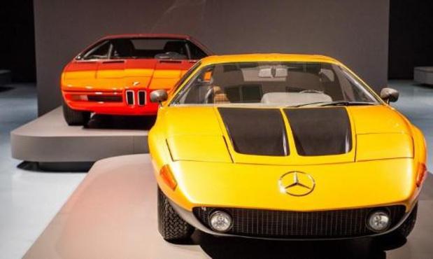 BMW en Mercedes stoppen samenwerking rond zelfrijdende auto's