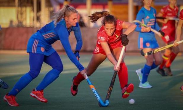 Red Panthers gaan onderuit tegen Nederland