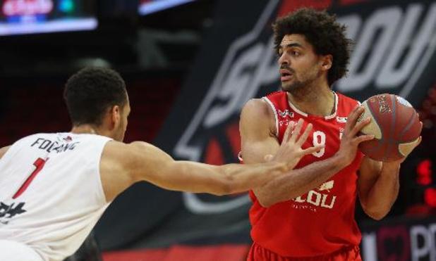 Euromillions Basket League - Mons et Ostende s'imposent et restent en tête
