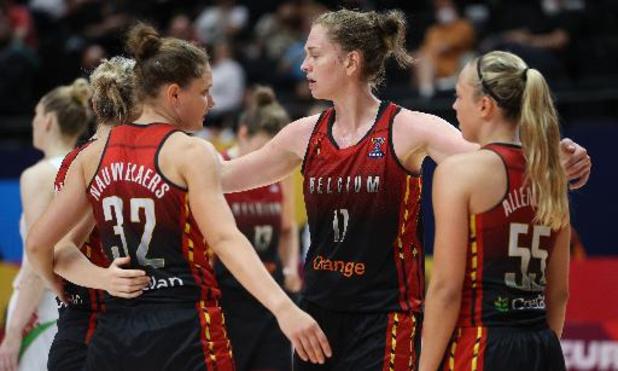 Oefenduels van Belgian Cats tegen Spanje en VS gaan zeker niet door