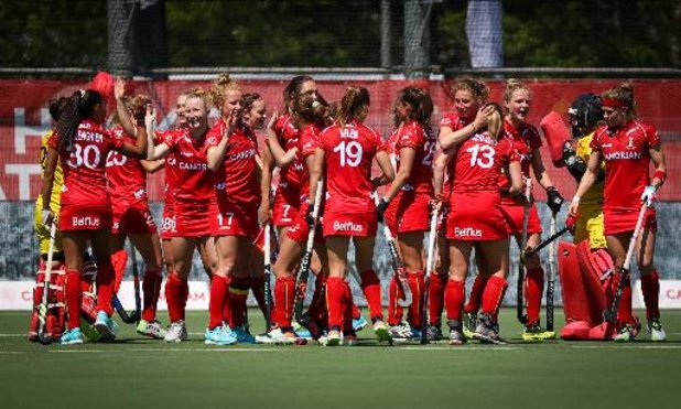 Les Red Panthers grimpent à la 8e place mondiale, les Lions 2e